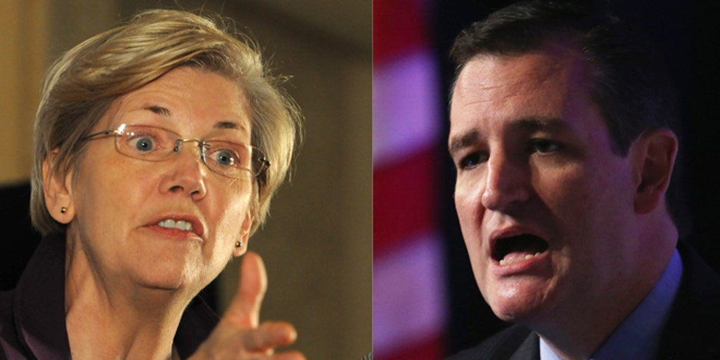 Ted Cruz rips Warren's plan to bypass Congress on student loan forgiveness: 'Don't be a dictator'