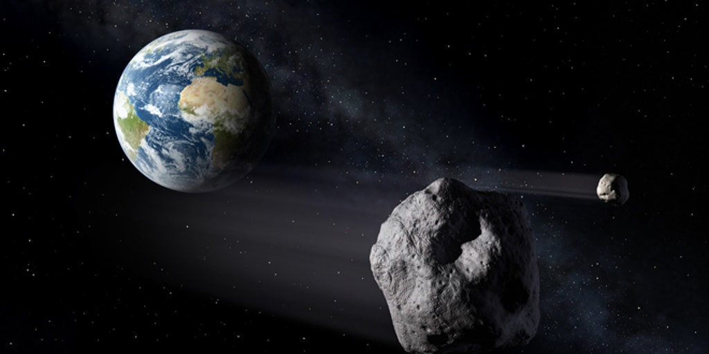 Asteroid may collide with Earth, ESA warns: 'Non-zero... probability'