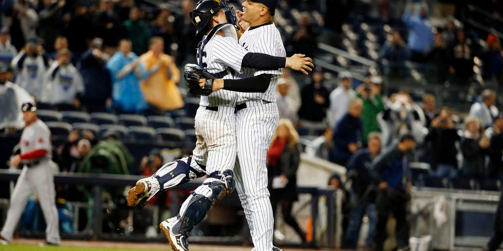 Yankees And Alex Rodriguez Secure Spot In The Playoffs After Two Year Absence Fox News