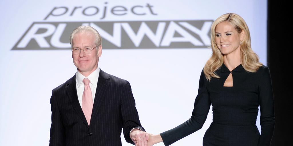 Heidi Klum and Tim Gunn tease new Amazon reality series 'Making the Cut'