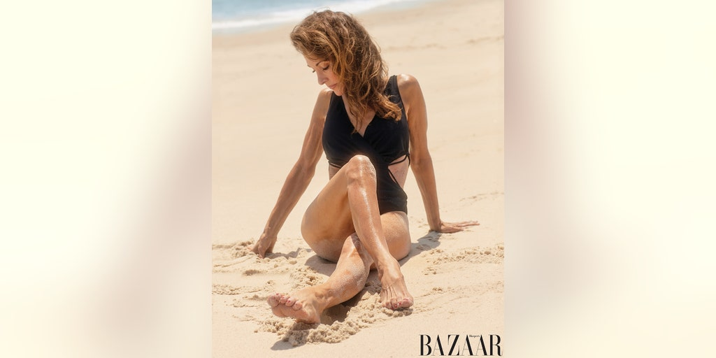 Susan Lucci, 71, stuns in unretouched swimsuit snaps, spills