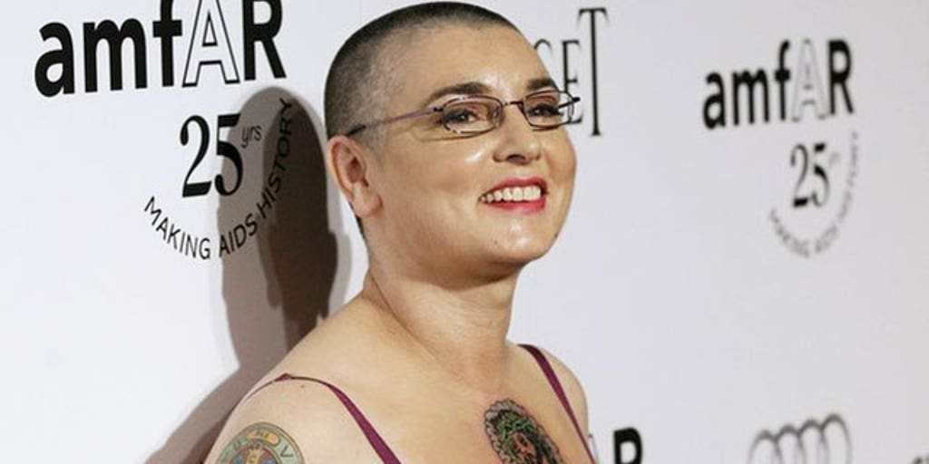 Sinead O'Connor announces she's entering one year of rehab for trauma and addiction