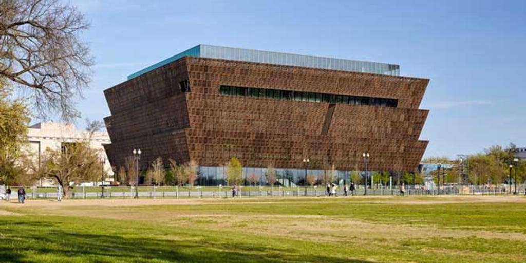 African American Museum Removes Controversial Chart Linking Whiteness To Self Reliance Decision Making Fox News