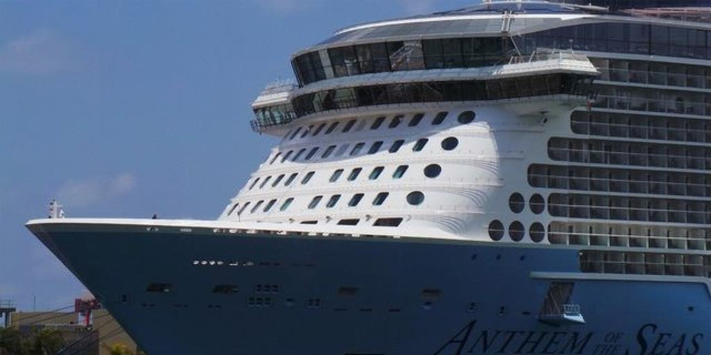 How a cruise ship navigates a storm | Fox News