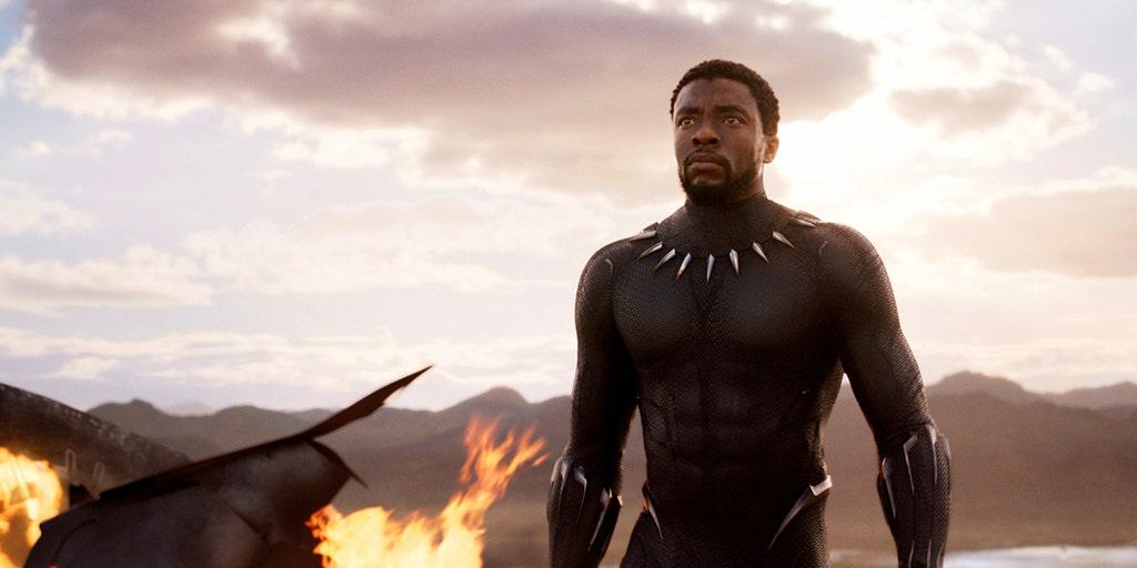 Disney Parks /& Marvel 2018 Black Panther Pin