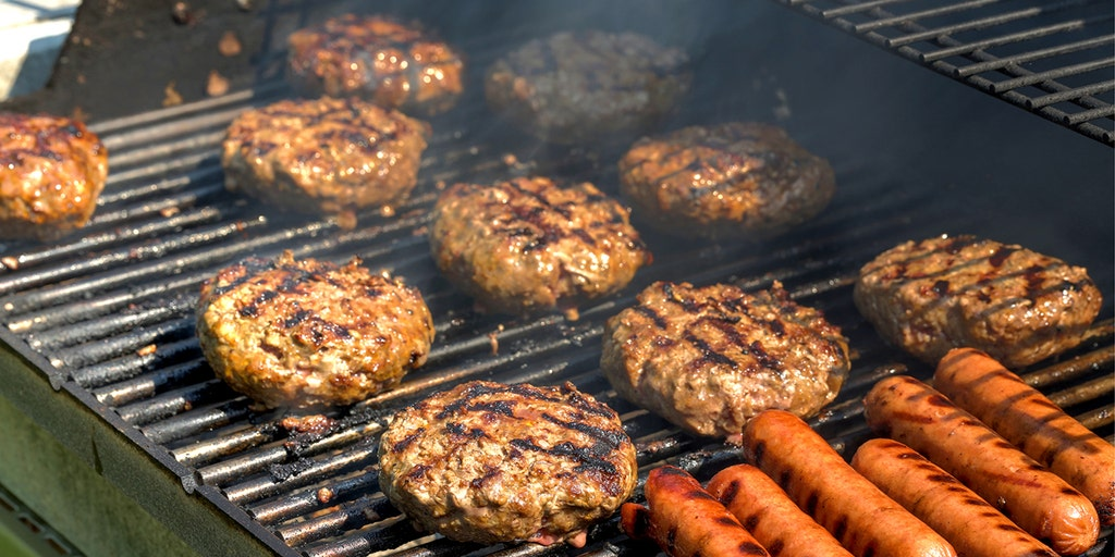 8 mistakes you make when grilling burgers   Fox News