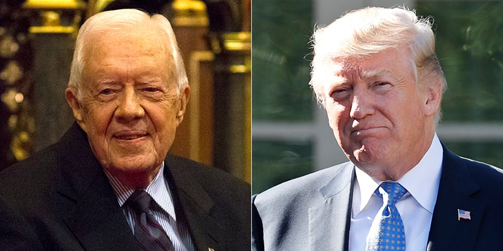 Jimmy Carter says investigation would show Trump didn't win 2016 election: He's in office 'because Russians interfered'