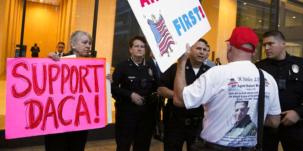 Nearly 80,000 immigrants approved for DACA have arrest records, USCIS report finds