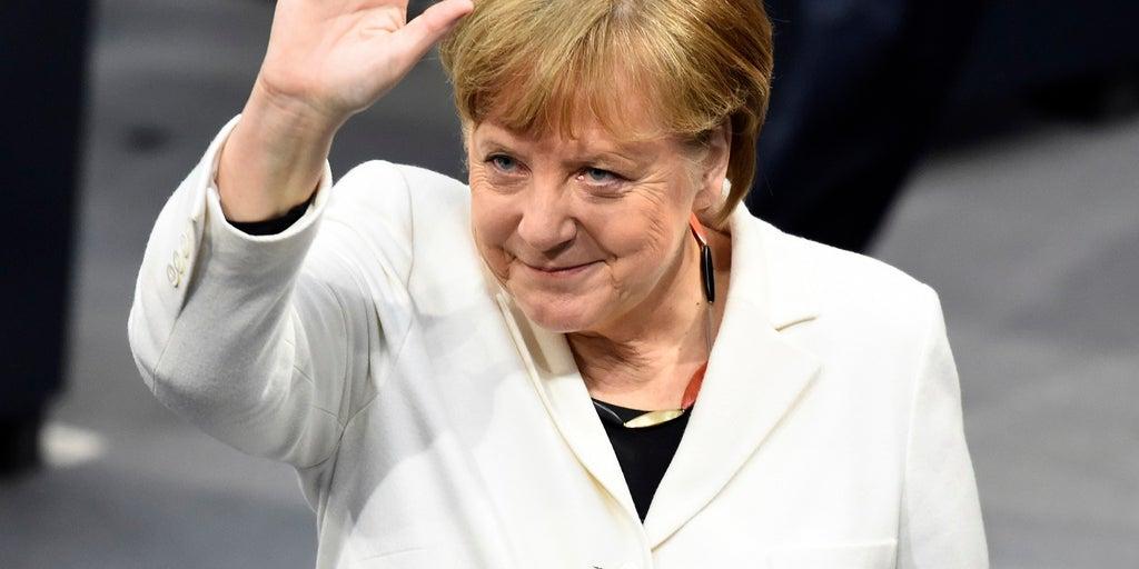 Merkel warns against socialist swing as Germans head to the polls