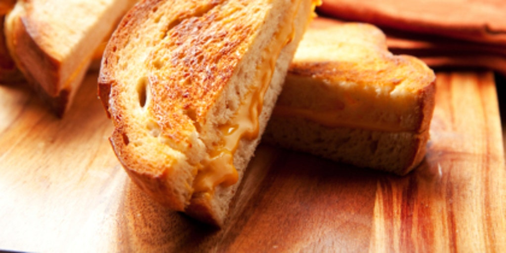 Gourmet Grilled Cheese Sandwiches Coming To Starbucks Fox News
