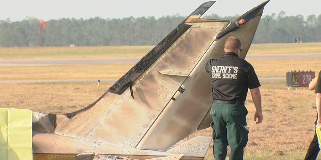 Florida plane crash kills 5, including family members, in Christmas