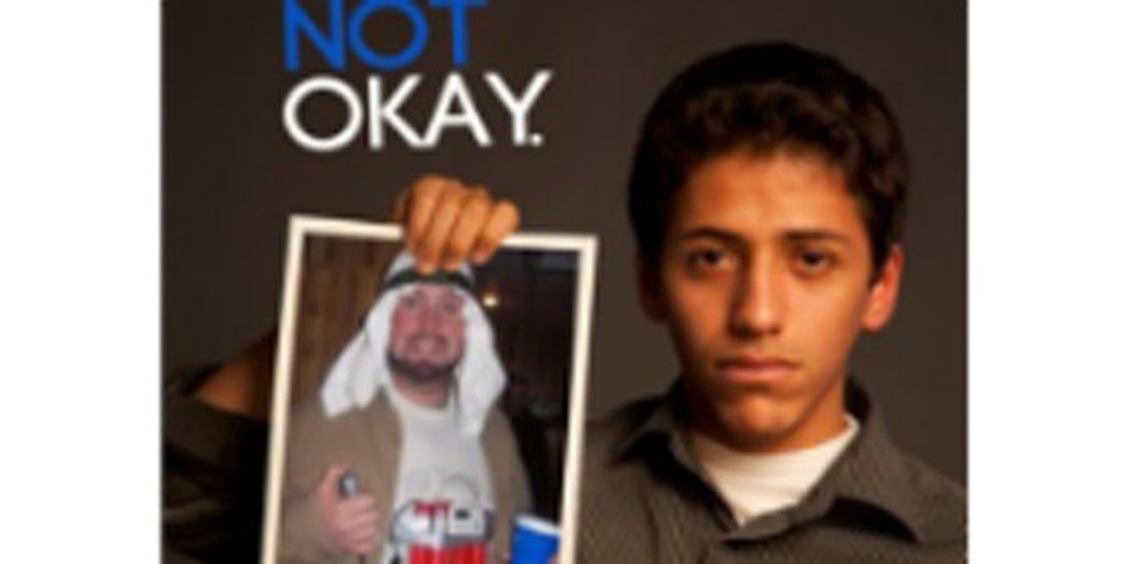 Ohio college group leads campaign against 'racially