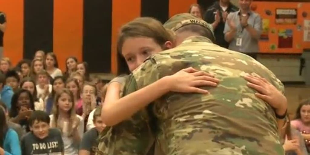 itun soldier homecoming heartwarming - 640×360