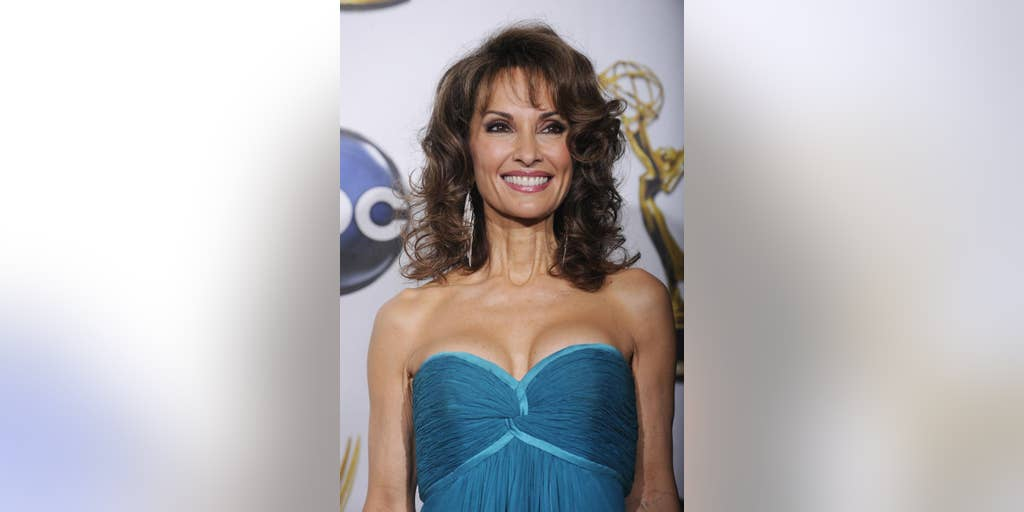 Susan Lucci says she was 'shocked' when swimsuit photos went