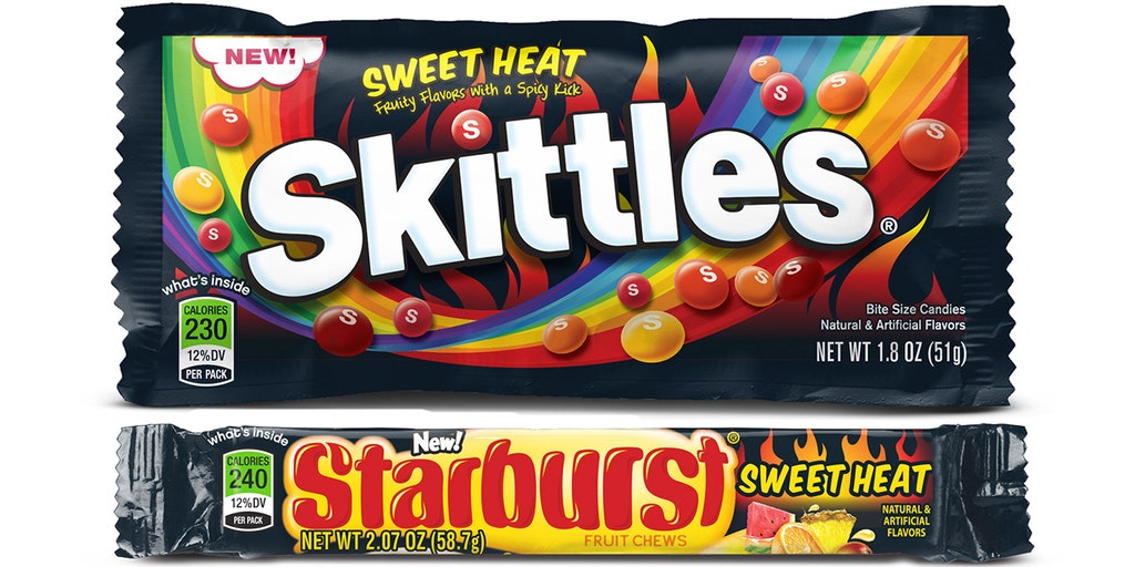 Starburst and Skittles get spicy with 'Sweet Heat' flavors | Fox News