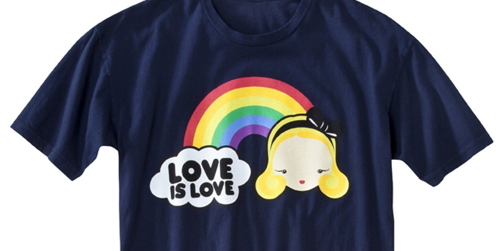 137994cf159 Retail chain Target s  Pride  T-shirts rile marriage amendment supporters