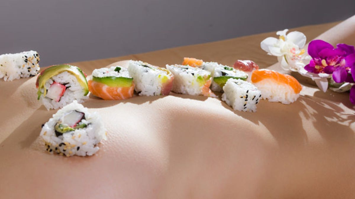 Sex and the city sushi