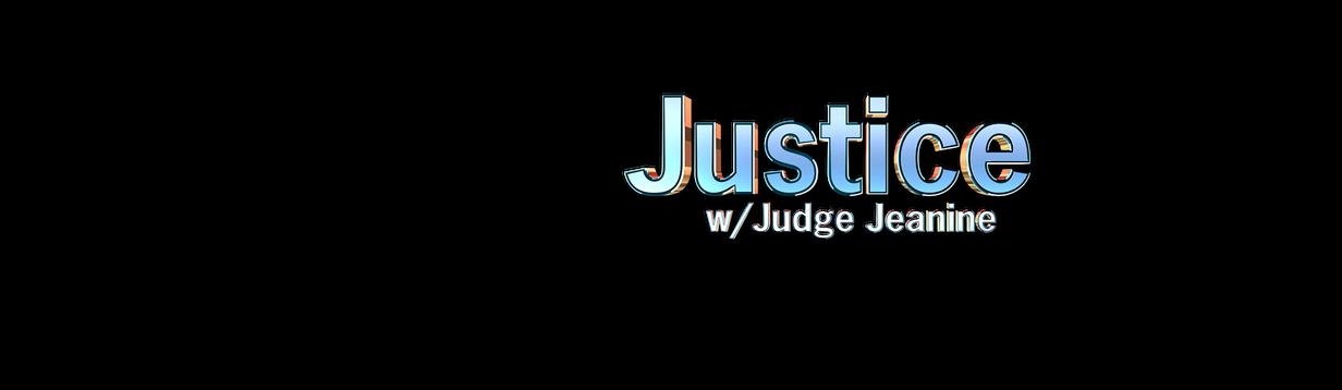 Justice w/ Judge Jeanine logo image
