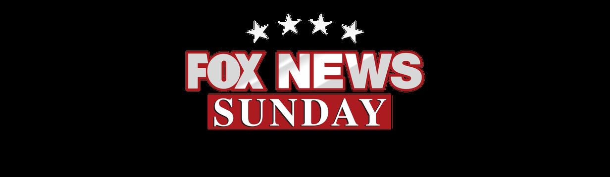 fox news sunday fox news