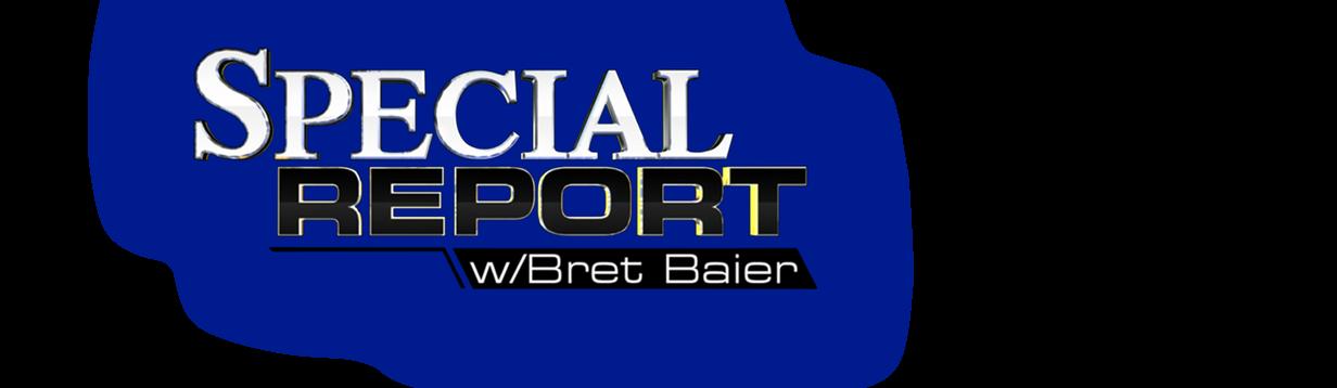 Special Report logo image