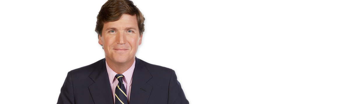 Tucker Carlson Tonight headshot image