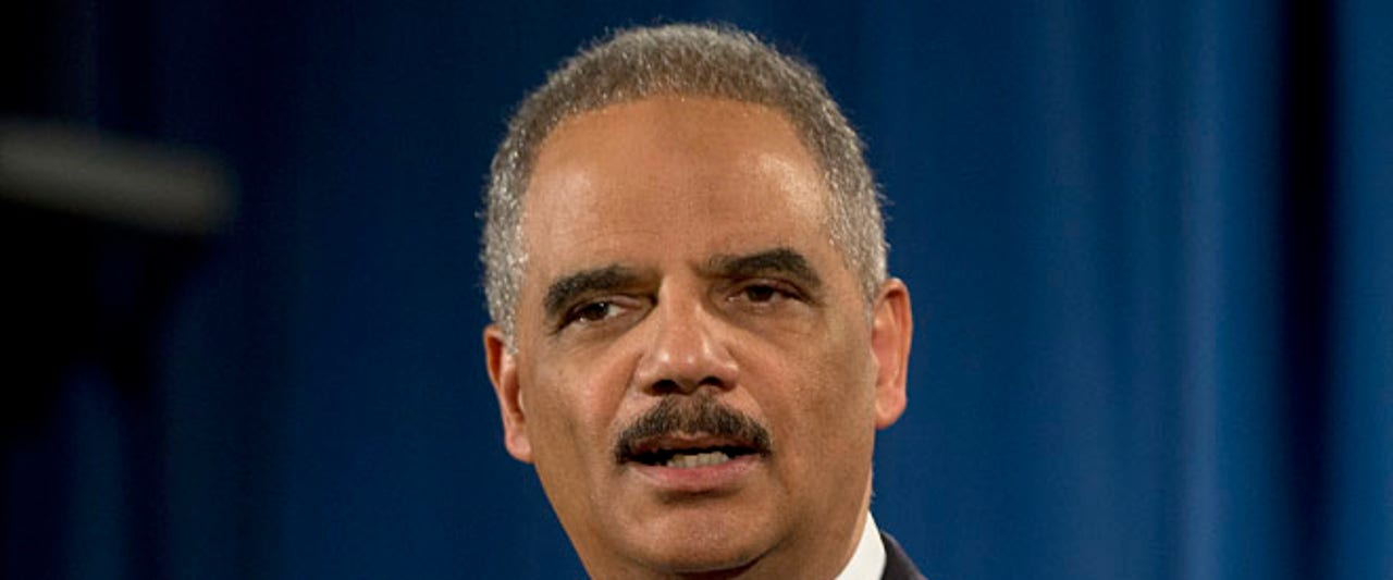 Prosecuting Trump after he leaves office not necessarily 'right thing to do,' Holder says