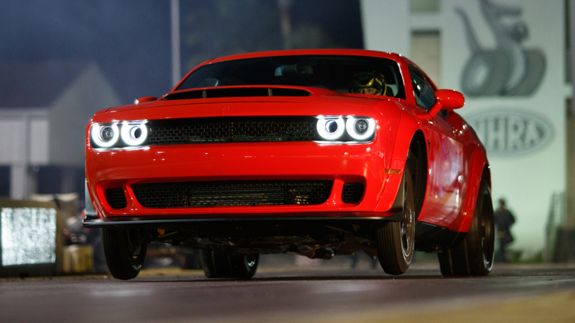 Most Powerful American Cars-2018 Dodge Challenger SRT Demon