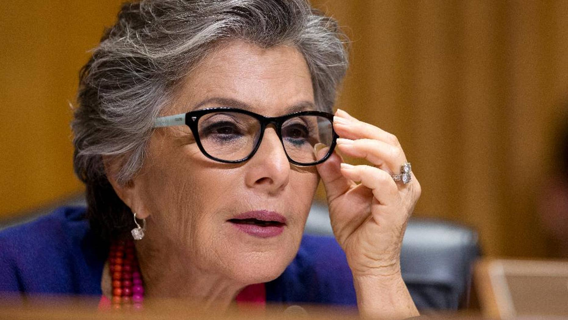 Why the liberal news media is ignoring the Barbara Boxer assault right now