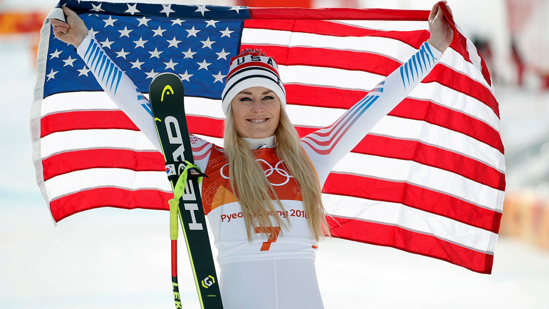 Our Daily Planet talks climate change with Lindsey Vonn