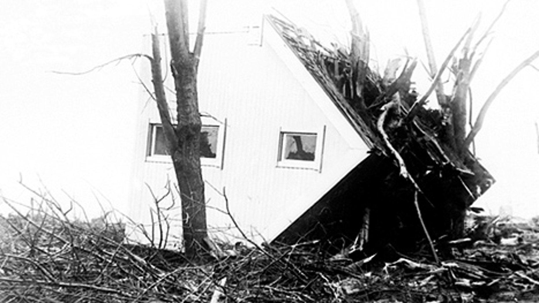 10 tornades américaines les plus meurtrières jamais enregistrées 7