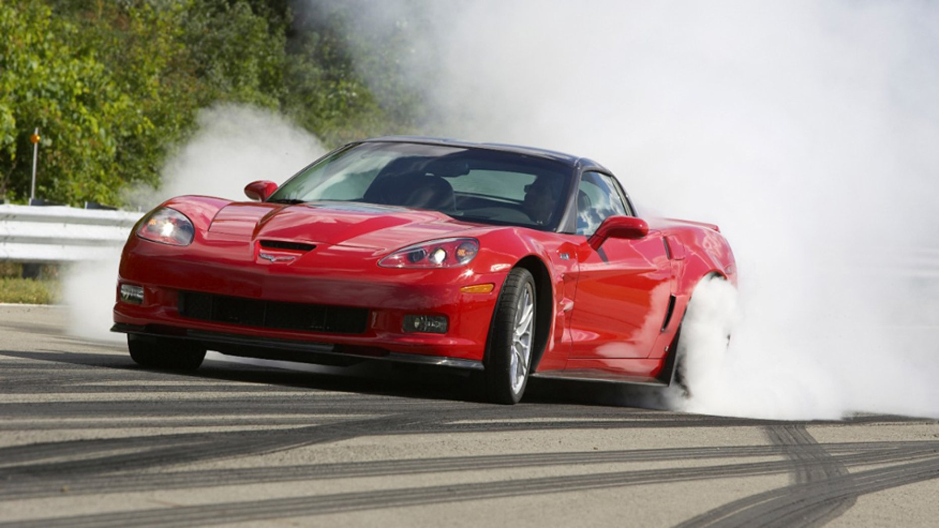 Most Powerful American Cars-2013 Chevrolet Corvette ZR1