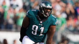 Philadelphia Eagles' Fletcher Cox grabs shotgun to defend home from girlfriend's ex: report