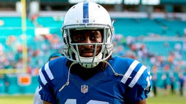 Colts' T.Y. Hilton credits talk with grandmother for getting his mindset right before game vs. Jets