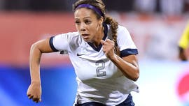US women's soccer star Sydney Leroux Dwyer announces she had a miscarriage