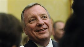 Durbin says Republicans can't win on issues so they resort to personal attacks