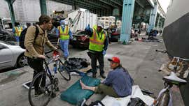 San Francisco homeless stats soar: city blames big business, residents blame officials