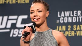 Rose Namajunas pulls out of UFC 249 after two deaths in family due to coronavirus, manager says