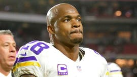 NFL star Adrian Peterson confronted with financial woes despite making nearly $100M: report