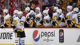 Penguins voluntarily sideline 9 players as NHL camps open
