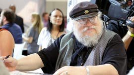 'Game of Thrones' author George R.R. Martin says outspoken fans won't influence book ending