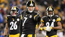 Steelers' Ben Roethlisberger talks comeback season: 'I just want to win Lombardis'