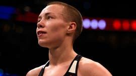 Rose Namajunas defeats Jessica Andrade via split decision at UFC 251