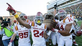 Grassley disappointed Iowa-Iowa State game nixed after Big Ten make schedule change