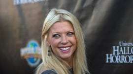 Tara Reid returns to work one day after reportedly being removed from flight