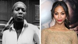 Zoe Saldana issues tearful apology for playing Nina Simone in 2016 biopic