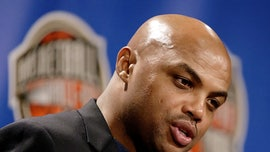 TNT's Charles Barkley apologizes for 'attempted joke' after allegedly telling female reporter 'I would hit you'