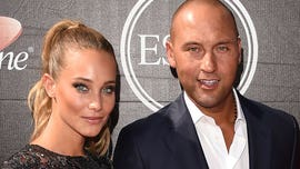 Hannah Jeter said she went into hiding after gaining 70 pounds during pregnancy