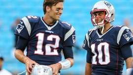 49ers' Jimmy Garoppolo reveals text from Tom Brady ahead of Super Bowl LIV