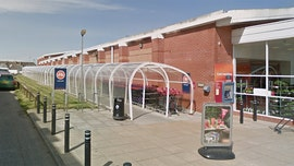 Supermarket's plastic tunnel near parking lot is a holiday 'tourist attraction' on TripAdvisor