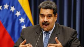 Venezuela's exiled justice department calls on Interpol to arrest president Nicolas Maduro